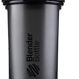 BlenderBottle Classic V2 Shaker Bottle, 28-Ounce, Black | Amazon (US)