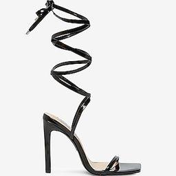 Steve Madden Uplift Sandals Black Women's 8.5   Express