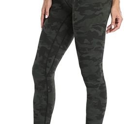 Hawthorn Athletic Essential Full Length Workout Leggings for Women High Waisted, Compression Yoga... | Amazon (US)
