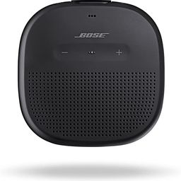 Bose SoundLink Micro, Portable Outdoor Speaker, (Wireless Bluetooth Connectivity), Black   Amazon (US)