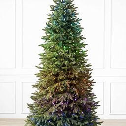 Balsam Hill 7ft Premium Prelit Artificial Christmas Tree Silverado Slim with LED Twinkly Light Sh...   Amazon (US)