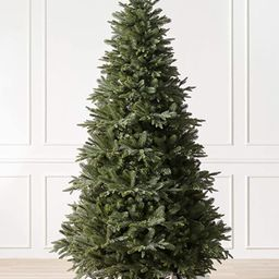 Balsam Hill 7ft Premium Unlit Artificial Christmas Tree Saratoga Spruce with Storage Bag, and Flu...   Amazon (US)