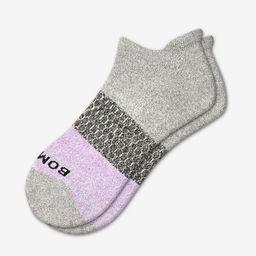 Women's Tri-Block Ankle Socks   Bombas Socks