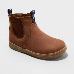 Toddler Boys' Esteban Chukka Boots - Cat & Jack™ Brown | Target