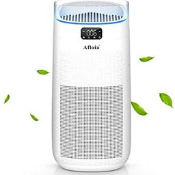 Afloia Air Purifier MAGE with 4 Stage Filtration, Air Cleaners for Home with H13 Hepa Filter, Air... | Amazon (US)