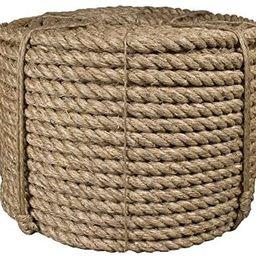 Premium 3/4-inch Manila Rope - 50 Feet | Amazon (US)