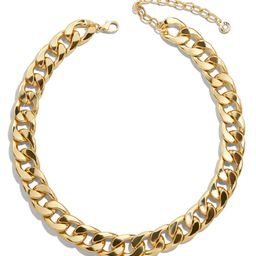 Michaela Curb Chain Collar Necklace | Nordstrom