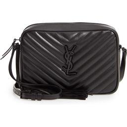Lou Matelassé Calfskin Leather Camera Bag | Nordstrom