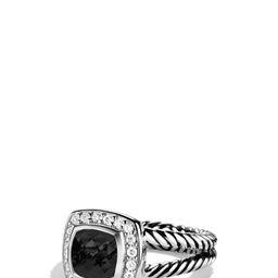Albion Petite Ring with Semiprecious Stone & Diamonds | Nordstrom