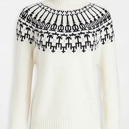 Mountain Fair Isle Sweater | Shopbop