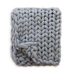 Chunky Knit Medium Throw | Bloomingdale's (US)