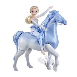 Disney Frozen 2 Elsa and Swim & Walk Nokk Figures   Target