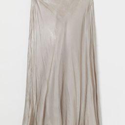 Calf-length Skirt | H&M (US)