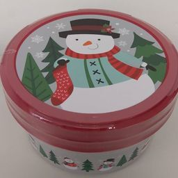 Holiday Time Cookie Container 3PK, Snowman - Walmart.com   Walmart (US)