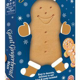Giant Gingerbread Man Decorating Kit - Walmart.com   Walmart (US)