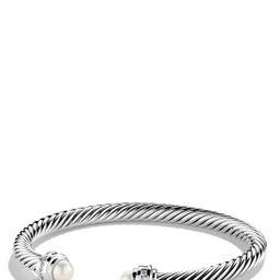 Women's David Yurman Cable Classics Bracelet With Semiprecious Stones & Diamonds | Nordstrom