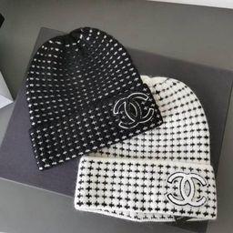 Luxury Designer Inspired CC  Women's Winter Beanies Hat   Etsy   Etsy (US)