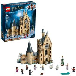 LEGO Harry Potter and The Goblet of Fire Hogwarts Clock Tower Castle Playset with Minifigures 759...   Target
