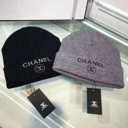 Designer Inspired CC Women's And Men Winter Beanies Hat   Etsy   Etsy (US)