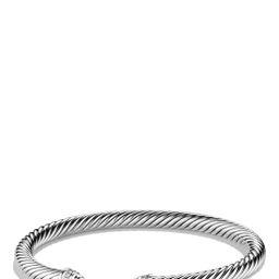 Women's David Yurman Cable Classics Bracelet With Diamonds   Nordstrom
