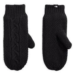 The North Face Minna Cable Knit Mittens | Nordstrom | Nordstrom