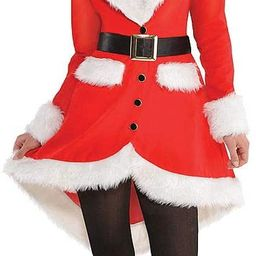 Amscan Elegant Santa Costume for Women, Christmas Costume, Small, with Included Accessories | Amazon (US)