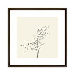 """Wild Radish"" - Drawing Limited Edition Art Print by Jorey Hurley. | Minted"