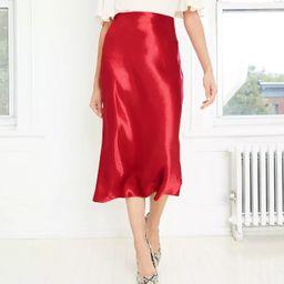 Women's Slip A-Line Maxi Skirt - A New Day™   Target