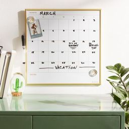 Dry Erase Calendar Message Board   Urban Outfitters (US and RoW)