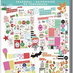 The Happy Planner Seasonal Stickers - 1557 Pieces   Amazon (US)