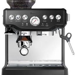 Breville BES870BSXL Barista Express Espresso Machine, Black Sesame   Amazon (US)