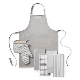 Kitchen Essentials Bundle, Drizzle Grey   Williams-Sonoma