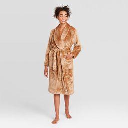 Women's Cozy Plush Robe - Stars Above™   Target
