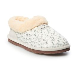 BEARPAW Alice Women's Slippers, Size: 7, White   Kohl's
