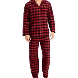 Club Room Men's Pajama Set, Created for Macy's | Macys (US)