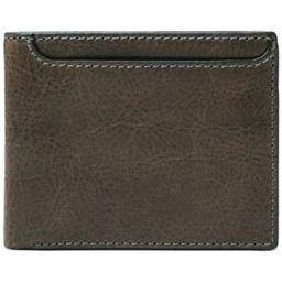 Fossil Men's Morris Leather Wallet | Macys (US)