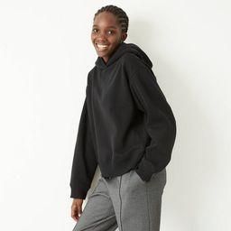 Women's Hooded All Day Fleece Sweatshirt - A New Day™ | Target