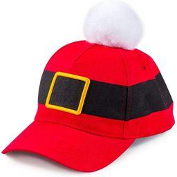 Tipsy Elves Unisex Christmas Hats - Holiday Christmas Baseball Caps for Men & Women | Amazon (US)