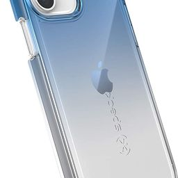 Speck Products Gemshell Print iPhone 12, iPhone 12 Pro Case, Kyanite Blue/Clear (137605-9135) | Amazon (US)