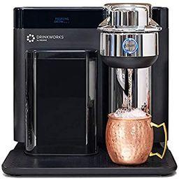Drinkworks Home Bar by Keurig, Single-Serve, Pod-Based Premium Cocktail, Spritzer & Brews Maker (...   Amazon (US)