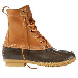 "Women's Bean Boots, 8"" Tan/Brown 6 W(D) | L.L. Bean"
