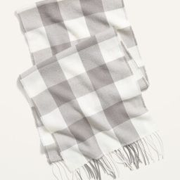 Cozy Flannel Scarf for Men | Old Navy (US)
