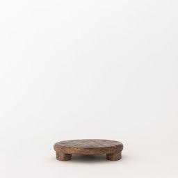 Mango Wood Carved Pedestal | McGee & Co.