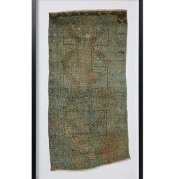 Vintage Framed Rug No. 7 | McGee & Co.