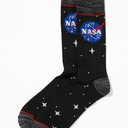 NASA® Trouser Socks for Men   Old Navy (US)