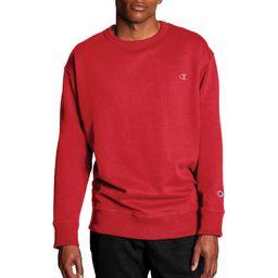 Champion Men's Powerblend Fleece Crew Sweatshirt, up to Size 4XL | Walmart (US)