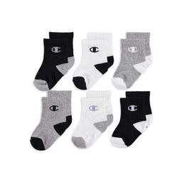 Champion Baby Unisex Socks, 6 Pack Ankle | Walmart (US)