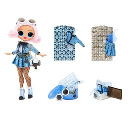 L.O.L. Surprise! O.M.G. Uptown Girl Fashion Doll with 20 Surprises | Target