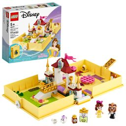 LEGO Disney Belle's Storybook Adventures 43177 Building Kit Toy (111 Pieces) | Walmart (US)