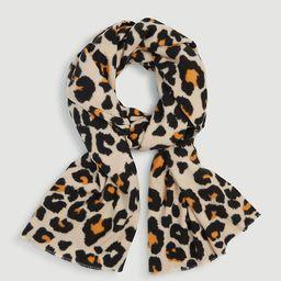 Leopard Print Blanket Scarf   Ann Taylor   Ann Taylor (US)
